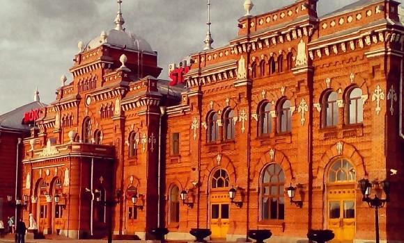 ЖД Вокзал Казанский вокзал